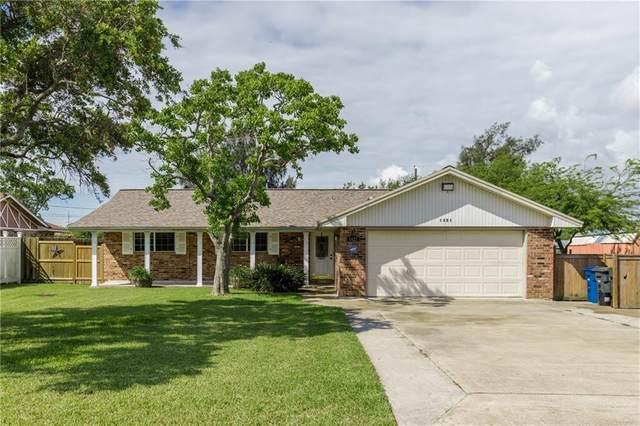 1421 Ramfield, Corpus Christi, TX 78418 (MLS #363624) :: KM Premier Real Estate