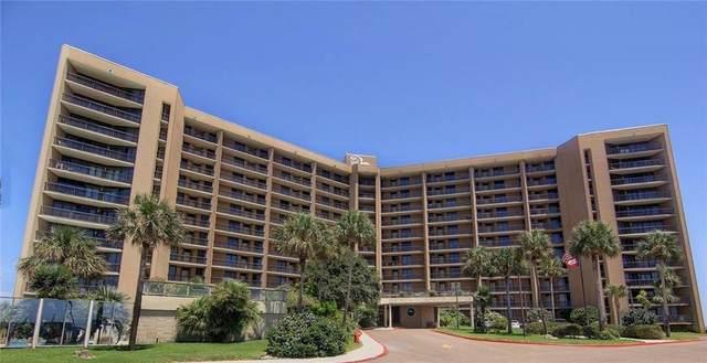 6649 Seacomber Drive #103, Port Aransas, TX 78373 (MLS #363643) :: KM Premier Real Estate