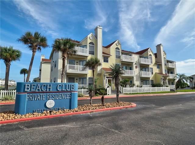 14721 Whitecap Boulevard #395, Corpus Christi, TX 78418 (MLS #363648) :: RE/MAX Elite Corpus Christi