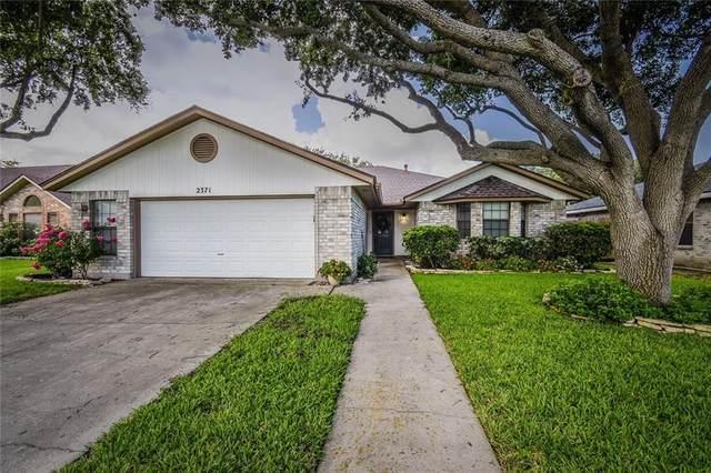 2371 Willow Drive, Portland, TX 78374 (MLS #363653) :: KM Premier Real Estate