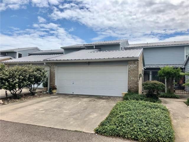 840 Cliff Drive, Portland, TX 78374 (MLS #363657) :: KM Premier Real Estate
