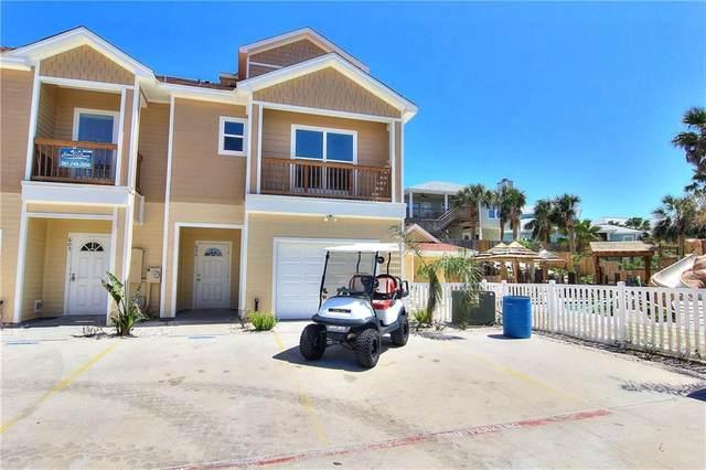1813 11th Street S #606, Port Aransas, TX 78373 (MLS #363685) :: South Coast Real Estate, LLC