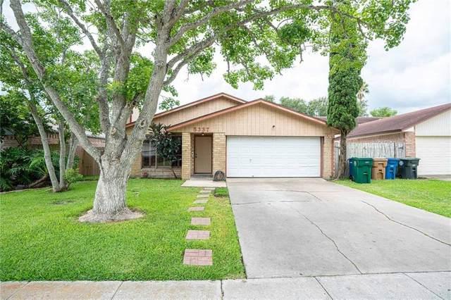 5337 Crossridge Drive, Corpus Christi, TX 78413 (MLS #363694) :: KM Premier Real Estate