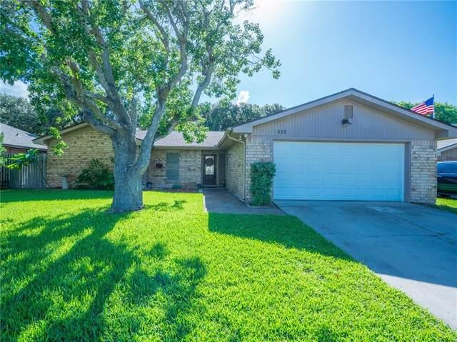 115 San Saba Drive, Portland, TX 78374 (MLS #363701) :: KM Premier Real Estate