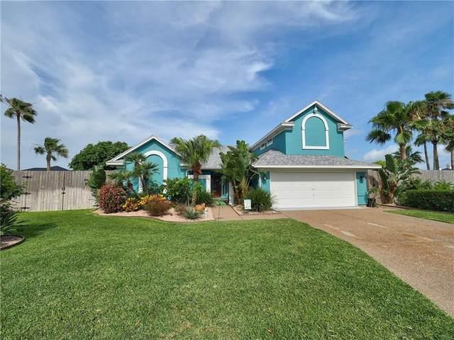 453 Bahia Mar, Port Aransas, TX 78373 (MLS #363713) :: KM Premier Real Estate
