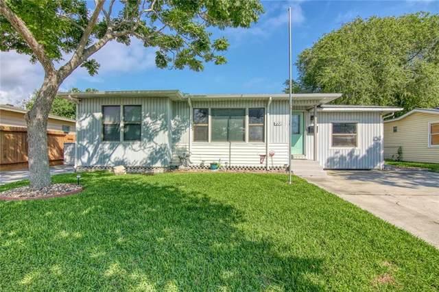 772 Collingswood Drive, Corpus Christi, TX 78412 (MLS #363721) :: KM Premier Real Estate