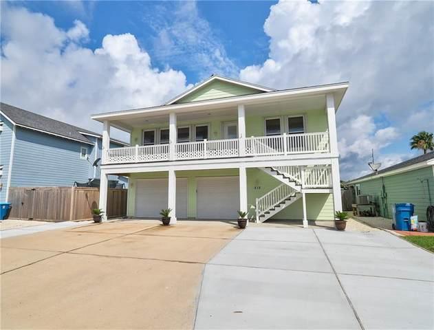 518 Rockport Channel, Port Aransas, TX 78373 (MLS #363734) :: KM Premier Real Estate
