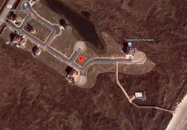 6510 Porto Fino Court, Port Aransas, TX 78373 (MLS #363747) :: KM Premier Real Estate
