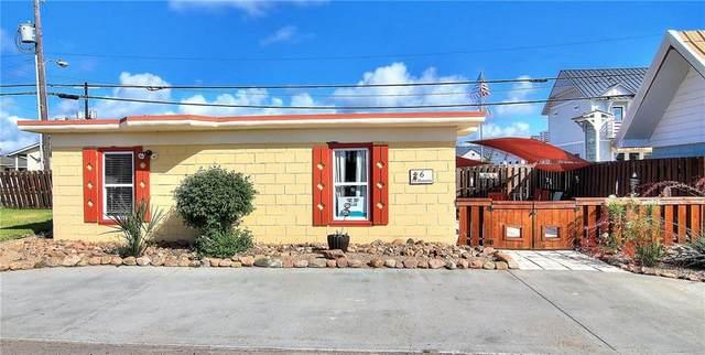 134 N. Alister Street #6, Port Aransas, TX 78373 (MLS #363755) :: KM Premier Real Estate