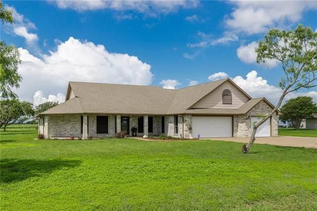 102 Lone Oak Drive, Portland, TX 78374 (MLS #363853) :: KM Premier Real Estate
