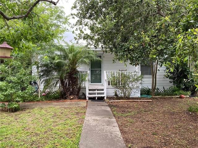 406 Beverly Drive, Corpus Christi, TX 78411 (MLS #363932) :: KM Premier Real Estate