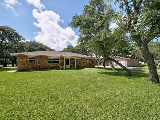 2835 Ave A, Ingleside, TX 78362 (MLS #363942) :: Desi Laurel Real Estate Group