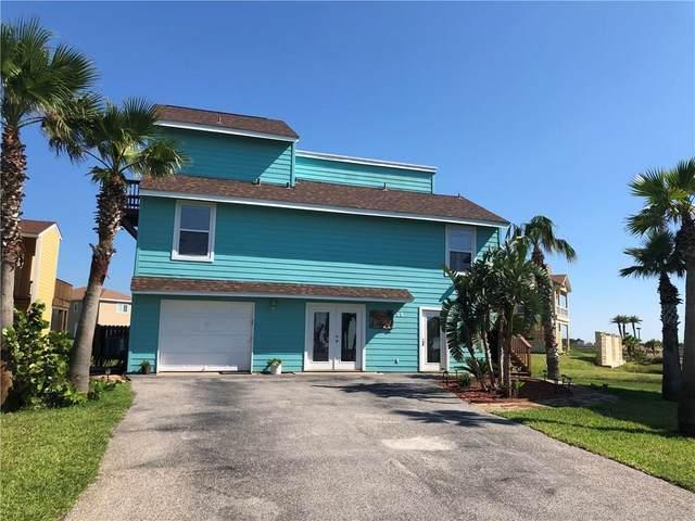 6877 State Highway 361 #35 #35, Port Aransas, TX 78373 (MLS #363974) :: KM Premier Real Estate