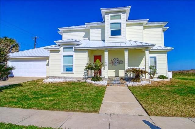 150 Frontside Drive, Port Aransas, TX 78373 (MLS #363976) :: KM Premier Real Estate