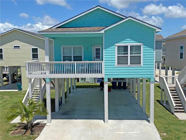 115 N Nautica, Rockport, TX 78382 (MLS #363981) :: South Coast Real Estate, LLC