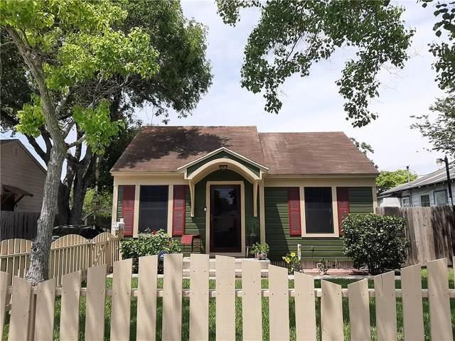 138 Richard Street, Corpus Christi, TX 78415 (MLS #364064) :: RE/MAX Elite Corpus Christi