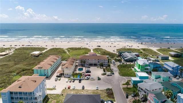 1922 On The Beach #321, Port Aransas, TX 78373 (MLS #364097) :: KM Premier Real Estate