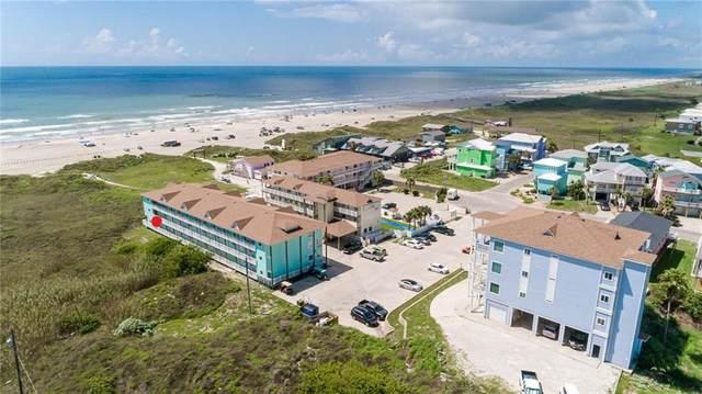 1924 On The Beach #513, Port Aransas, TX 78373 (MLS #364111) :: KM Premier Real Estate