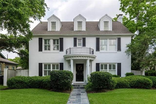 530 Del Mar Boulevard, Corpus Christi, TX 78404 (MLS #364155) :: KM Premier Real Estate