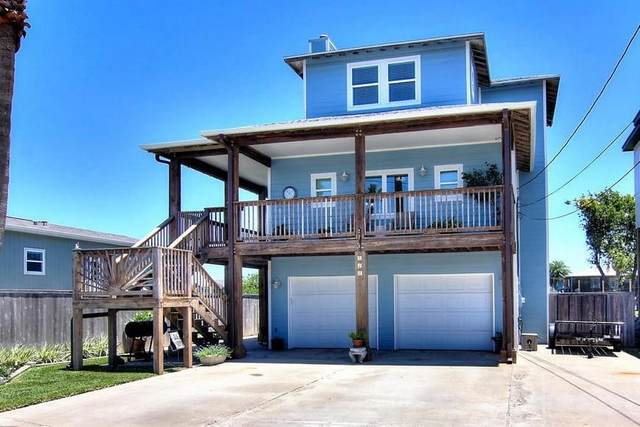 520 W Avenue A, Port Aransas, TX 78373 (MLS #364261) :: KM Premier Real Estate