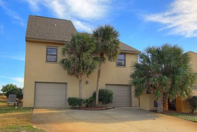 7393 State Hwy 361 7-G, Port Aransas, TX 78373 (MLS #364286) :: KM Premier Real Estate