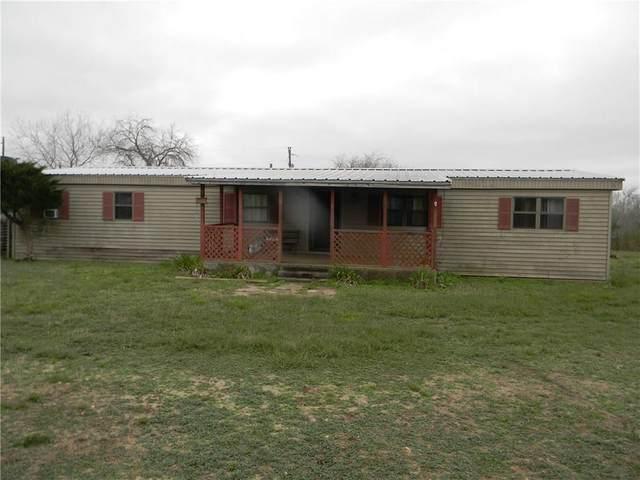 136 County Road 231, Orange Grove, TX 78372 (MLS #364323) :: Desi Laurel Real Estate Group