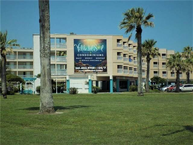 3938 Surfside Boulevard #3107, Corpus Christi, TX 78402 (MLS #364360) :: RE/MAX Elite Corpus Christi