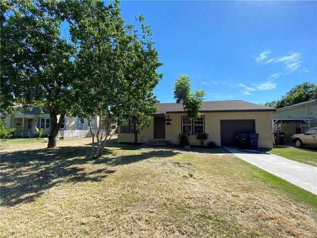 2841 Austin Street, Corpus Christi, TX 78404 (MLS #364375) :: KM Premier Real Estate