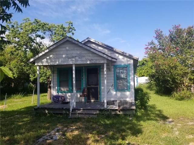 242 Cortez Street, Corpus Christi, TX 78405 (MLS #364407) :: KM Premier Real Estate