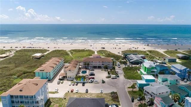 1926 On The Beach 4038, Port Aransas, TX 78373 (MLS #364425) :: Desi Laurel Real Estate Group