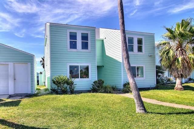 406 Nassau Drive, Rockport, TX 78382 (MLS #364463) :: KM Premier Real Estate