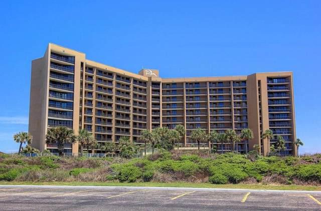 6649 Seacomber Drive #803, Port Aransas, TX 78373 (MLS #364538) :: KM Premier Real Estate