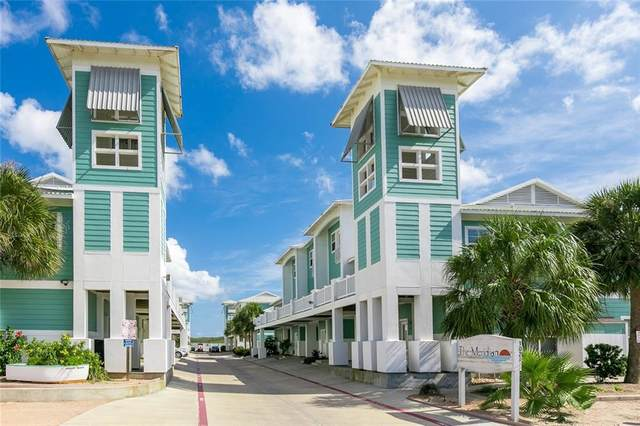 3021 Eleventh Street S #2, Port Aransas, TX 78373 (MLS #364544) :: RE/MAX Elite Corpus Christi