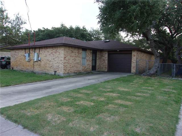 2106 Eastwind Street, Ingleside, TX 78362 (MLS #364585) :: Desi Laurel Real Estate Group