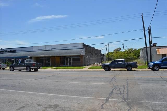 913 S Port Avenue, Corpus Christi, TX 78405 (MLS #364632) :: KM Premier Real Estate