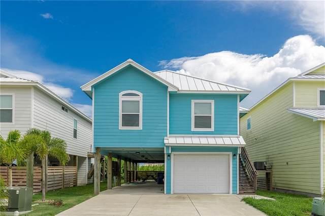 322 Paradise Pointe Dr., Port Aransas, TX 78373 (MLS #364672) :: South Coast Real Estate, LLC