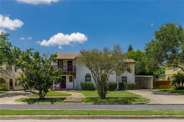 438 Del Mar Blvd Boulevard, Corpus Christi, TX 78404 (MLS #365773) :: KM Premier Real Estate