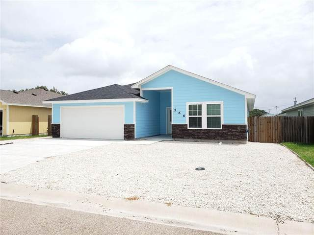 566 Lisa Ann, Aransas Pass, TX 78336 (MLS #365793) :: Desi Laurel Real Estate Group