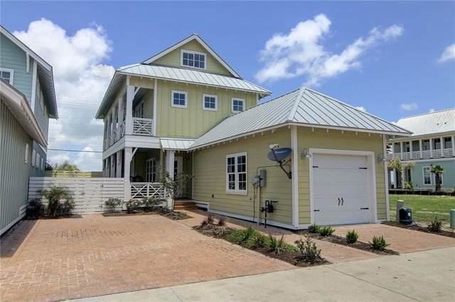 119 Fish Hook Lane, Port Aransas, TX 78373 (MLS #365864) :: RE/MAX Elite Corpus Christi