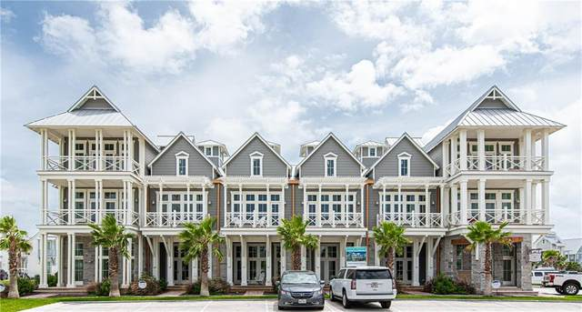 210 Social Cir. 9-106, Port Aransas, TX 78373 (MLS #365883) :: KM Premier Real Estate
