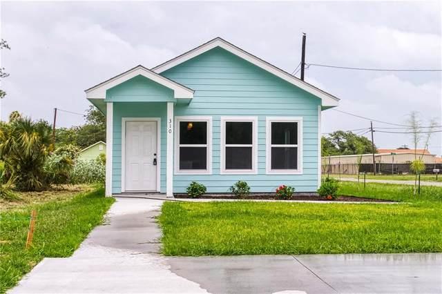 310 E Nopal Street, Rockport, TX 78382 (MLS #365900) :: Desi Laurel Real Estate Group