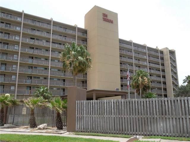 4000 Surfside Boulevard #802, Corpus Christi, TX 78402 (MLS #365908) :: Desi Laurel Real Estate Group