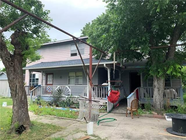 2622 Halsey Street, Corpus Christi, TX 78405 (MLS #365917) :: South Coast Real Estate, LLC