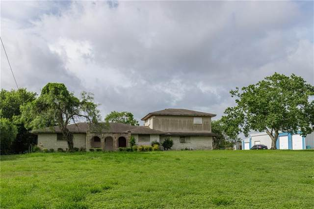 12925 E Redbird, Corpus Christi, TX 78410 (MLS #365942) :: Desi Laurel Real Estate Group
