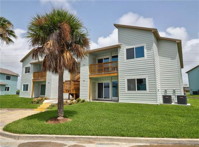 230 Cut Off #221, Port Aransas, TX 78373 (MLS #365960) :: Desi Laurel Real Estate Group