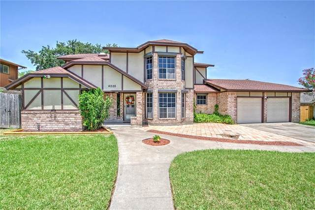 4205 Olmos River Court, Corpus Christi, TX 78410 (MLS #365964) :: Desi Laurel Real Estate Group