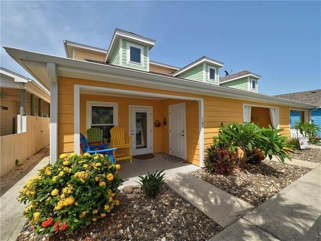 2212 State Highway 361 #107, Port Aransas, TX 78373 (MLS #365967) :: Desi Laurel Real Estate Group
