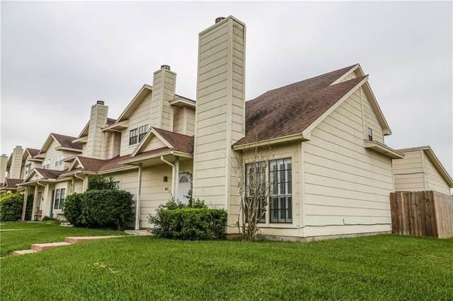 3025 Quail Springs B13, Corpus Christi, TX 78414 (MLS #365981) :: RE/MAX Elite Corpus Christi