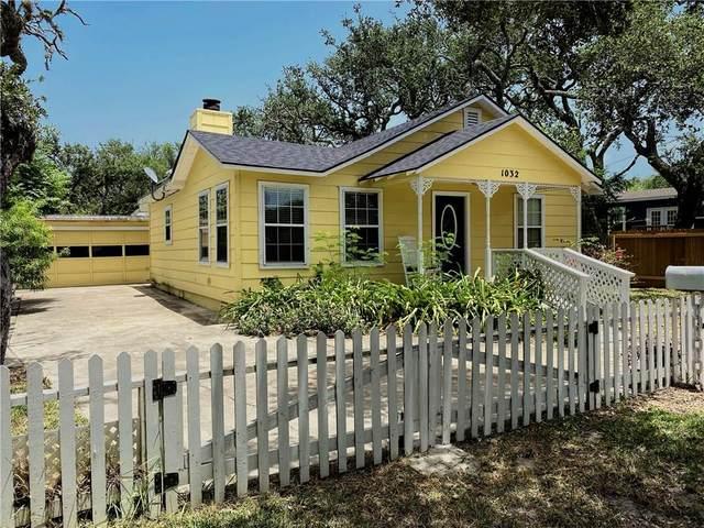 1032 N Magnolia Street, Rockport, TX 78382 (MLS #366032) :: Desi Laurel Real Estate Group