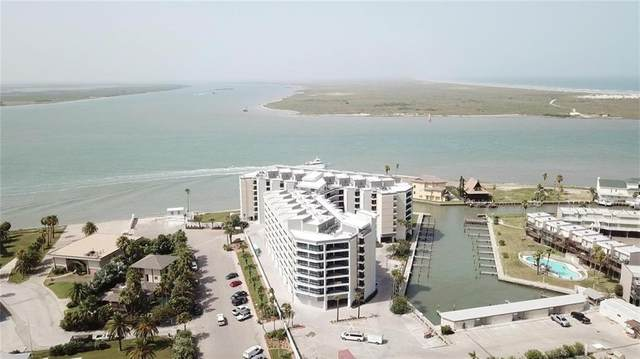 1000 N Station Street #216, Port Aransas, TX 78373 (MLS #366063) :: RE/MAX Elite Corpus Christi